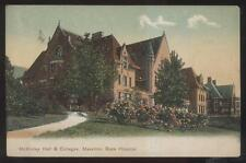 Postcard MASSILLON Ohio/OH  McKinley Hall Cottages Hospital Campus view 1907