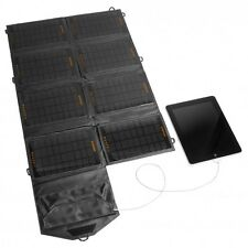 Snooper Ventura SPV280 Solar Panel Charge Charger Laptop Phone Camera Sun Energy