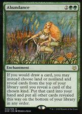 Abundance | NM/M | NISSA vs. si Nixilis | Magic MTG