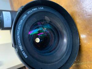 SONY fixed short throw Projector lens VPLL-FM21   1:2.0