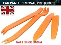 4pcs BMW Car Radio Door Body Clip Trim Dash Panel Removal Installer Pry Tool Kit