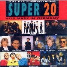 Super 20-Hits made in Germany (1993) Pur, Matthias Reim, Blue System, Wol.. [CD]
