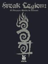 Werewolf Ser. The Apocalypse: Freak Legion : A Players Guide to Fomori (1995,...