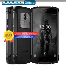 SMARTPHONE DOOGEE S55 ANDROID 8.0 4G RAM 4GB OCTA CORE GPS IMPRONTA DIG. 13 MP