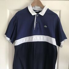 Lacoste Vintage Polo 6 Large Mens