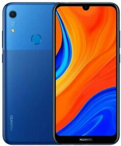 "Huawei Y6s Blue JAT-L41 - 32GB 6.09"" Smart Phone Android 9.0 Dual Sim Unlocked"