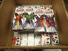 Case of 48 Marvel Heroclix Xplosion Booster Packs Factory Sealed