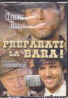 Dvd PREPARATI LA BARA  con Terence HILL nuovo 1967
