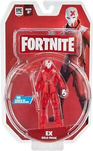 FORTNITE EX FIGURE RED SOLO MODE