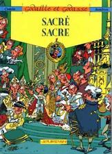 Godaille et Godasse 2 Sacré sacre (Sandron) (Neuf)