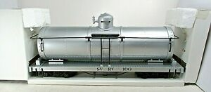 SUMPTER VALLEY TANK CAR-G SCALE