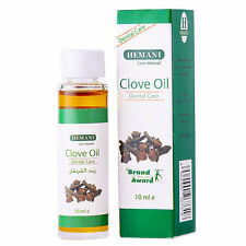 Hemani Clove Oil: Tooth Tincture / Toothache Pain Relief 10ml **FAST DISPATCH**