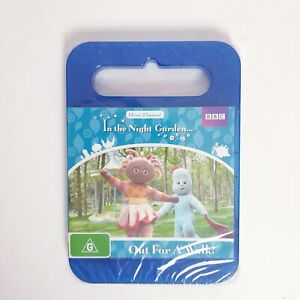 In The Night Garden Out For A Walk DVD TV Series Free Postage Region 4 AUS Kids