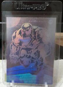 IMPEL 1992 Marvel Universe Series 3 VENOM Hologram Card