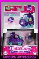 Shopkins Cutie Cars QT3-14 Wheely Musical Car Die Cast Car Brand New