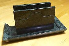 ROLEX Marble Granite Magazine Catalogue Price List Book Holder Display OEM Rolex