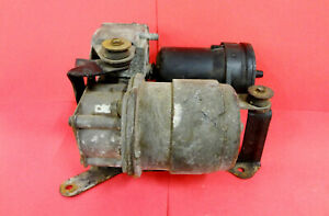 1979-85 Cadillac Oldsmobile Buick Air Level Ride Suspension Compressor Pump Motr