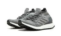 [CG3799] GS Adidas Ultraboost Ultra BOOST All Terrain Running Sneaker -Grey Sz 4