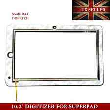 Ersatz Digitizer Touchscreen für 25.9cm VC882 Superpad V10 MID Tablet