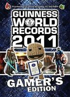 """""""VERY GOOD"""" Guinness World Records Gamer's Edition, BradyGames, Book"""