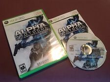 Alpha Protocol (Xbox 360)50%off shipping on additional purchase