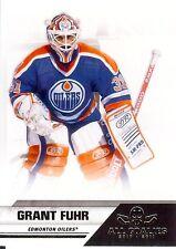 10-11 2010-11 Panini All Goalies Grant Fuhr #98-Edmonton Oilers