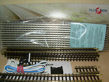 Tillig Gleisset f. Gleisoval mit Abstellgleis Platzbedarf 120cm x 80 cm neu