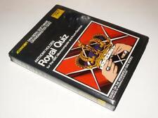 BBC Micro / Acorn Electron ~ Royal Quiz by Acornsoft / Ivan Berg Software
