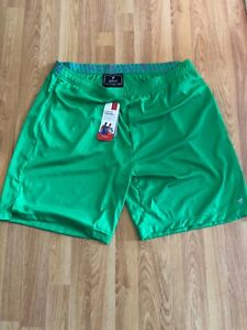 shorts green brand new with tags