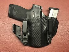 crazy eyes holste smith&wesson M&P shield 9mm / 40 aiwb kydex sidecar holster