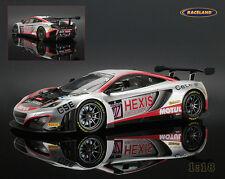 McLaren MP4-12C GT3 Hexis Racing 24H Spa 2013 Panis/Cazenave/Le. MINICHAMPS 1:18