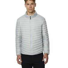 32 DEGREES Men's Ultra Light Thin Channel Jacket, Silver Mel XX-Large - NEW