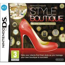 Nintendo präsentiert Style Boutique DS