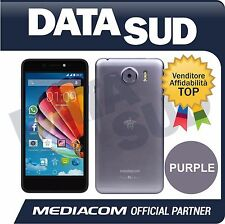 Smartphone MEDIACOM PhonePad Duo S532L PORPORA/PURPLE M-PPBS532L Dual Sim