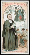 santino-santo card FRAILES DE AIGUEBELLE DE LA DOCTRINA CRISTIANA