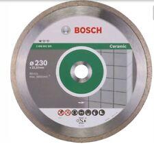 Bosch Diamond Cutting Disc Professional For Ceramic 230mm x 22,23mm
