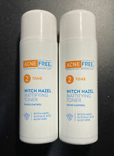 AcneFree Step 2 - Witch Hazel Mattifying Toner 4oz (2 Pack)