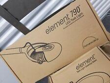 HUMANSCALE ELEMENT 790 LED TASK DESK LIGHT LAMP PORTABLE LUMINAIRE  BODY NEW