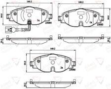 Allied Nippon Bremsbeläge Vorne Set ADB12158 - Brandneu - 5 Jahre Garantie