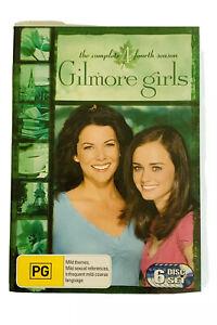Gilmore Girls : Season 4 DVD
