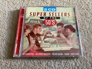 Super Sellers of the 50's - Various Artists 2xCD