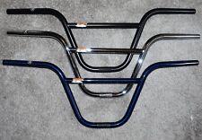 "Limited Chrome New USA Made Nowear 4 Piece Street Treat BMX Handlebars 9.5"""