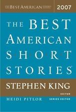 Best American: The Best American Short Stories 2007 (2007, Hardcover)
