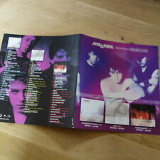 THE CURE - DELUXE EDITIONS - Plan média / PRESS/KIT !!!!!