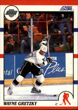 1990-91 Score #1 Wayne Gretzky