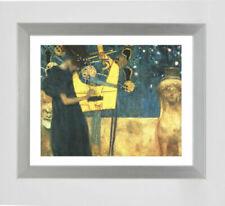 Gustav Klimt Music Art Prints