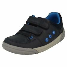 Boy Leather Casual Trainers Shoes for Boys