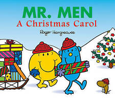 Mr. Men CANTO DI NATALE DA ROGER Hargreaves (libro in brossura, 2015)