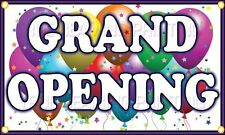 3x5 GRAND OPENING (Coming Soon) BANNER & SIGN / 'BUY NOW' 3 & GET 4th One FREE!!