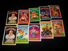 GARBAGE PAIL KIDS - 1986 Topps - 6th Series - Complete Set - 88 Cards - VG - OS6